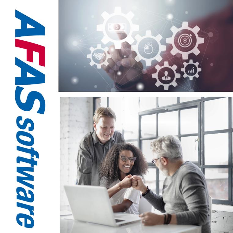 Jij zorgt ervoor dat je collega's optimaal kunnen werken met AFAS!